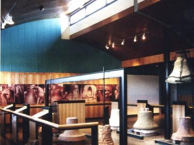 Musée de la Cloche et de la Sonnaille Lien vers: MuseeClocheSonnaille