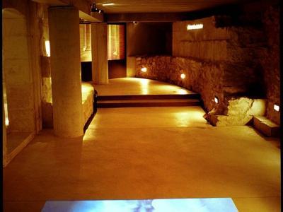 Musée de l'Histoire de la Ville de Montpellier - Crypte Notre Dame des Tables Lien vers: CrypteMontpellier