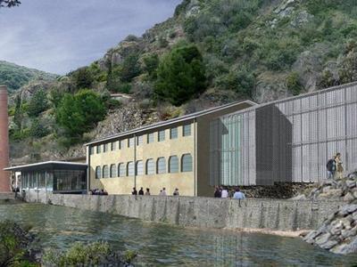 Musée des Mines et de la Métallurgie en Montagne Noire à Lastours Lien vers: LasTours