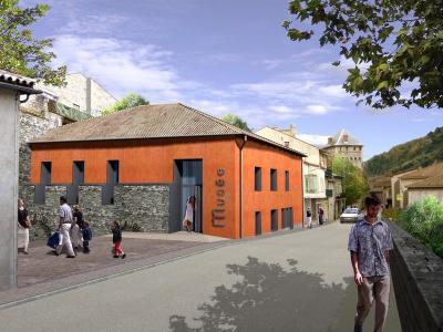 Musée de la Préhistoire et de la statuaire Mégalithique Lien vers: InfoMuseePrehistoireStatuaire