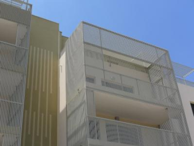 Le patio de la Peyriere 44 logements collectifs ROQUE FRAISSE Lien vers: 44logementsFDI